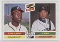 Hank Aaron, Ichiro Suzuki