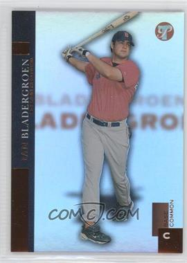 2005 Topps Pristine - [Base] - Uncirculated #114 - Base Common - Ian Bladergroen /375