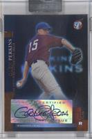 Base Rare - Glen Perkins /18 [ENCASED]