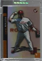 Base Common - Jimmy Rollins [Uncirculated] #/375