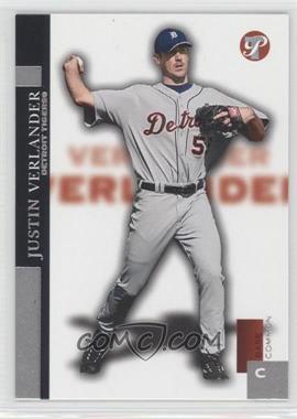 2005 Topps Pristine - [Base] #101 - Base Common - Justin Verlander