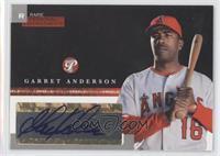 Garret Anderson /97
