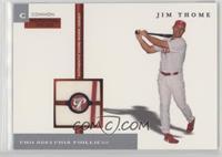 Jim Thome #/425