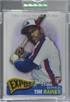 Tim Raines /549 [Uncirculated]