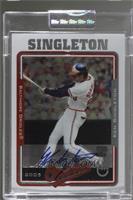 Ken Singleton [Uncirculated]