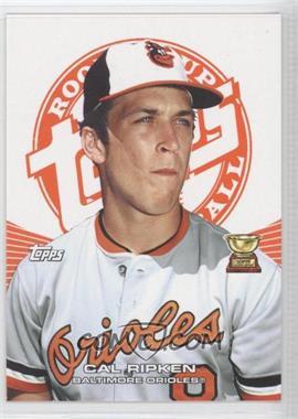 2005 Topps Rookie Cup - [Base] - Orange #48 - Cal Ripken Jr. /399