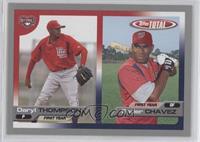 Ender Chavez, Daryl Thompson