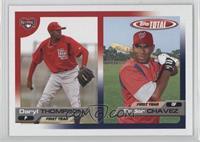 Daryl Thompson, Ender Chavez