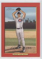 Mark Prior (Blue Sky; Turkey Red Back)