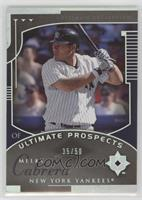Ultimate Prospects - Melky Cabrera [Noted] #/50