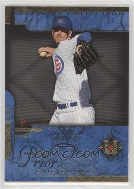 2005 Ultimate Collection - [Base] #67 - Mark Prior /475