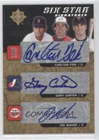 Carlton Fisk, Gary Carter, Joe Mauer, Johnny Bench, Mike Piazza, Victor Martine…