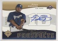 Prince Fielder #/125