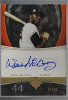 Willie McCovey [Noted] #/44