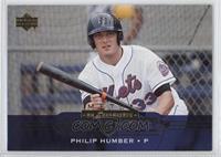 Star Rookies - Philip Humber #/99