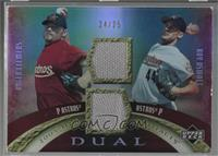 Roger Clemens, Roy Oswalt [Noted] #/25