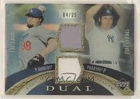 Eric Gagne, Sparky Lyle [NoneGoodtoVG‑EX] #/25
