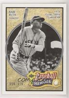 Babe Ruth #/575