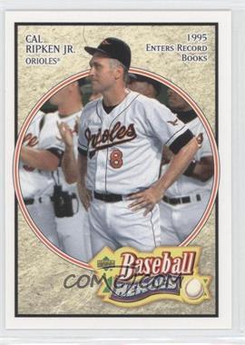 2005 Upper Deck Baseball Heroes - [Base] #12 - Cal Ripken Jr.