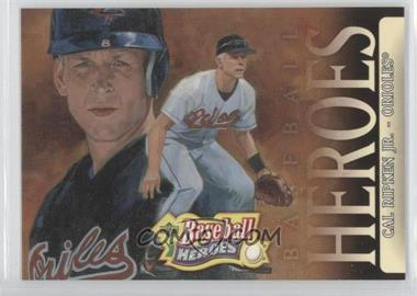 2005 Upper Deck Baseball Heroes - [Base] #15 - Cal Ripken Jr.
