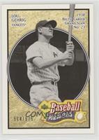 Lou Gehrig /575