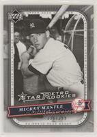 Mickey Mantle [EXtoNM] #/399