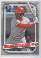 Ken Griffey Sr. #/399