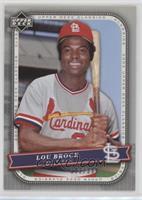 Lou Brock /399