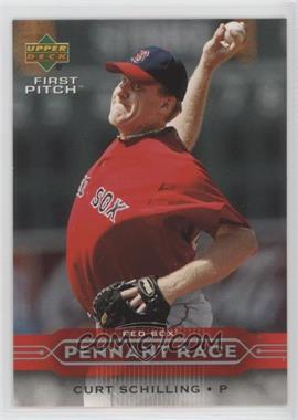 2005 Upper Deck First Pitch - [Base] #292 - Curt Schilling - Courtesy of COMC.com
