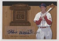 Stan Musial #21/25