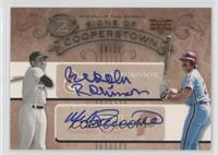 Brooks Robinson, Mike Schmidt /20