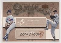 Don Sutton, Gaylord Perry /50
