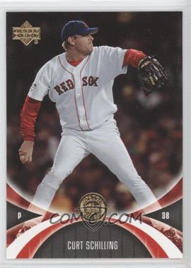 2005 Upper Deck Mini Jersey Collection - [Base] #12 - Curt Schilling