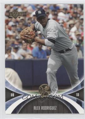 2005 Upper Deck Mini Jersey Collection - [Base] #43 - Alex Rodriguez