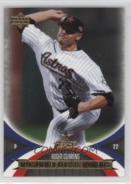 2005 Upper Deck Mini Jersey Collection - [Base] #97 - Roger Clemens