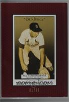 Red Schoendienst [Noted] #/99