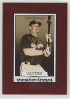 Lyle Overbay [Noted] #/99