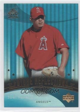 2005 Upper Deck Reflections - [Base] - Turquoise #237 - Joel Peralta /50