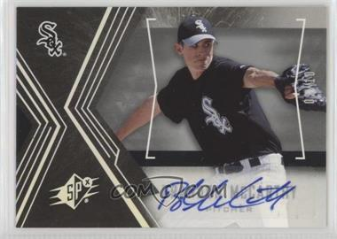 2005 Upper Deck SP Collection - SPx - Silver Parallel Signatures [Autographed] #106 - Brandon McCarthy /10