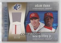 Adam Dunn, Ken Griffey Jr. #/20