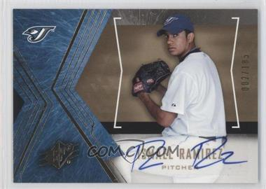 2005 Upper Deck SP Collection - SPx #126 - Ismael Ramirez /185