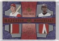 Adam Dunn, Ken Griffey Jr. /5