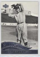 Walter Johnson /100