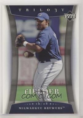 2005 Upper Deck Trilogy - [Base] #79 - Prince Fielder