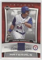Adrian Gonzalez /120
