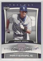 Jayson Werth #/120
