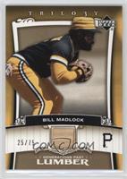 Bill Madlock #/75