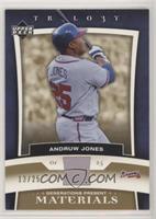 Andruw Jones #/25