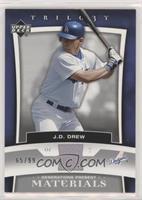 J.D. Drew #/99