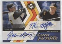 Jason Bay, Nate McLouth #/35